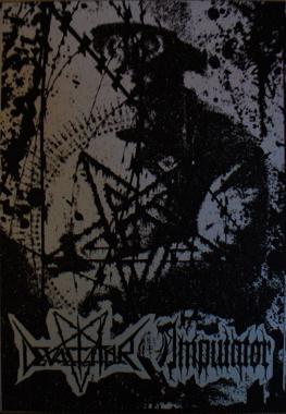 AMPÜTATOR - Devastator / Ampütator cover