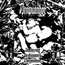 AMPÜTATOR - Intolerant Profanatory Domination cover