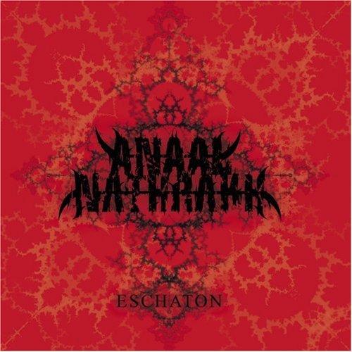 ANAAL NATHRAKH - Eschaton cover