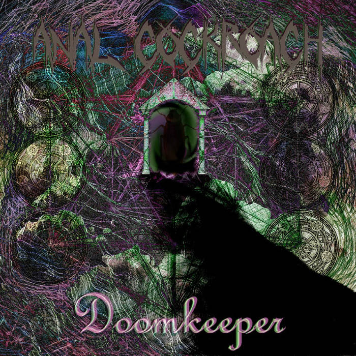 ANAL COCKROACH - Doomkeeper cover