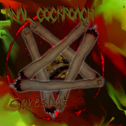 ANAL COCKROACH - Goreslut cover