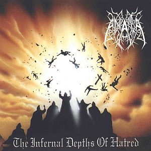 ANATA - The Infernal Depths of Hatred cover