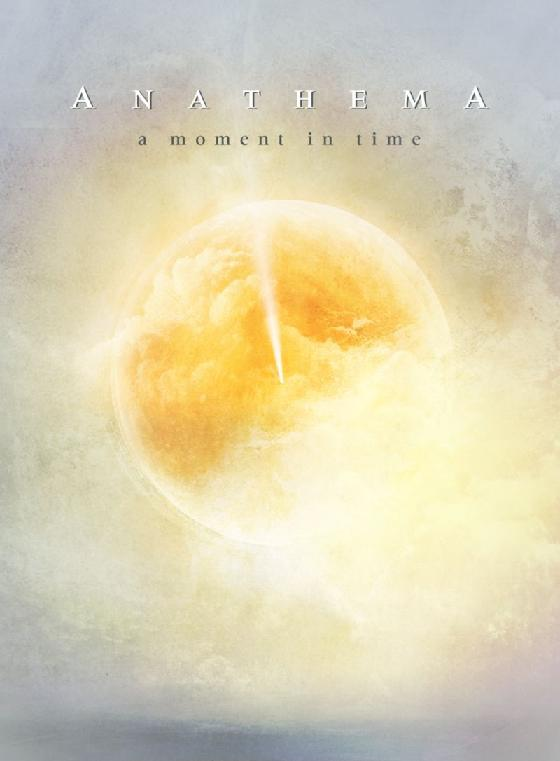 ANATHEMA - A Moment in Time cover