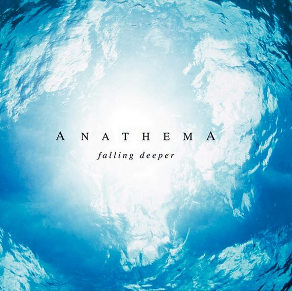 ANATHEMA - Falling Deeper cover