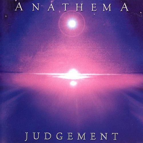 ANATHEMA - Judgement cover