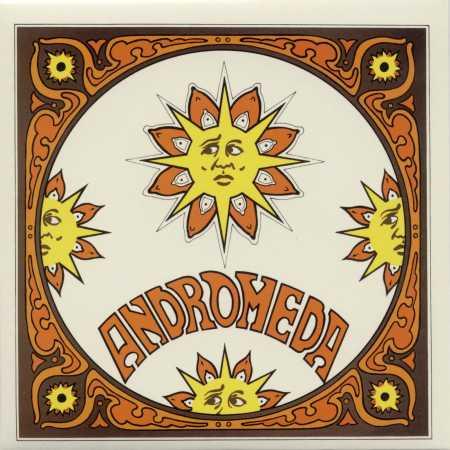 ANDROMEDA - Andromeda cover