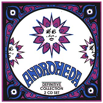 ANDROMEDA - Definitive Collection 2 CD Set cover