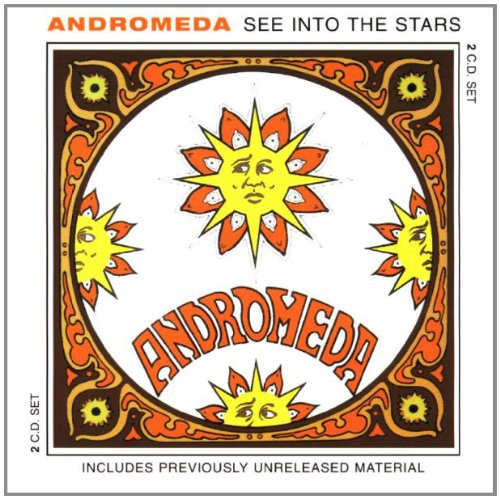 ANDROMEDA - See Into Stars cover