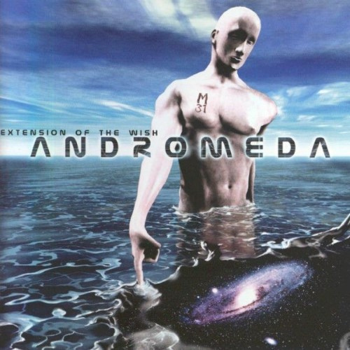 ANDROMEDA - Extension of the Wish cover