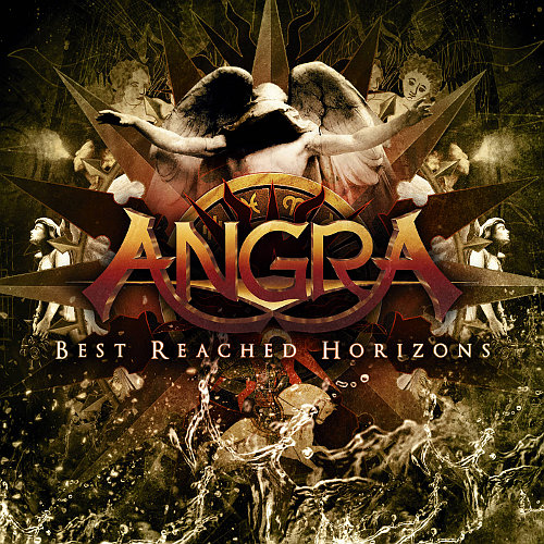 ANGRA - Best Reached Horizons cover