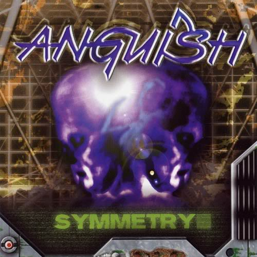 ANGUISH - Symmetry cover