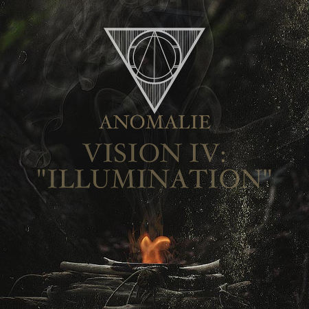 ANOMALIE - Vision IV: Illumination cover