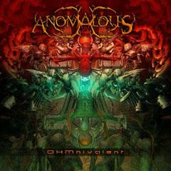 ANOMALOUS - Ohmnivalent cover