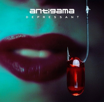 ANTIGAMA - Depressant cover