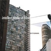 ANTIGAMA - Intellect Made Us Blind cover