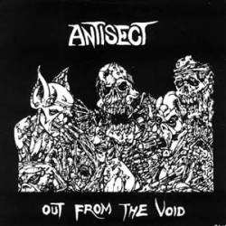 ANTISECT - Out From The Void cover