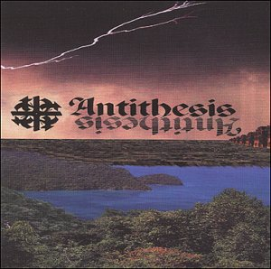 ANTITHESIS - Antithesis cover