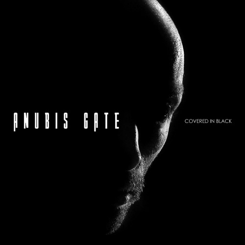 ANUBIS GATE - Covered in Black cover