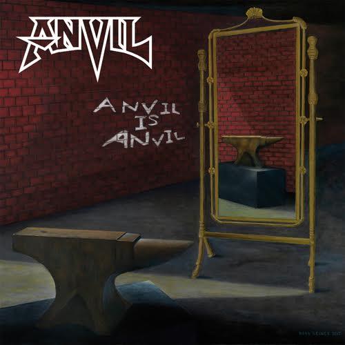 ANVIL - Anvil is Anvil cover
