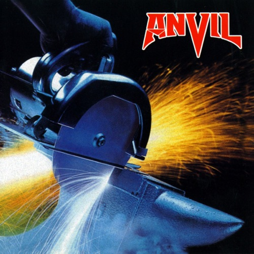 ANVIL - Metal on Metal cover