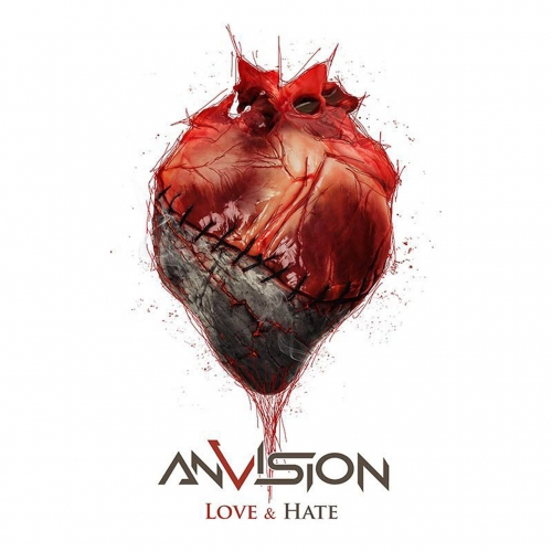 ANVISION - Love & Hate cover