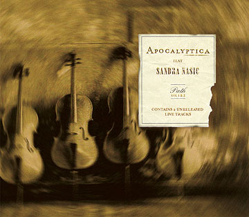 APOCALYPTICA - Path, Volume 2 cover