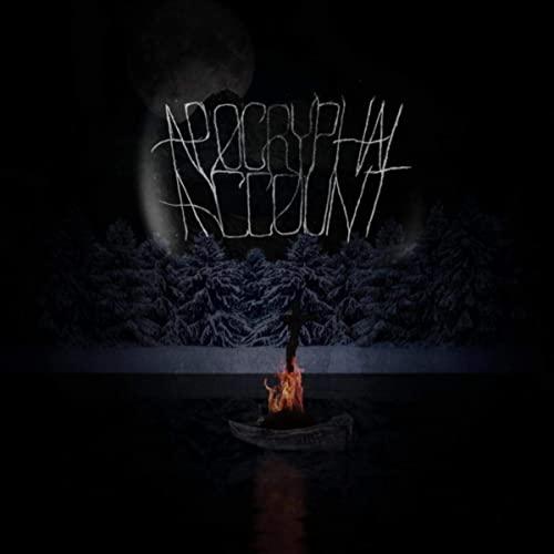 APOCRYPHAL ACCOUNT - Sleeper cover