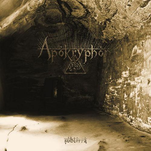 APOKRYPHON - Subterra cover