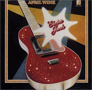 APRIL WINE - Electric Jewels cover