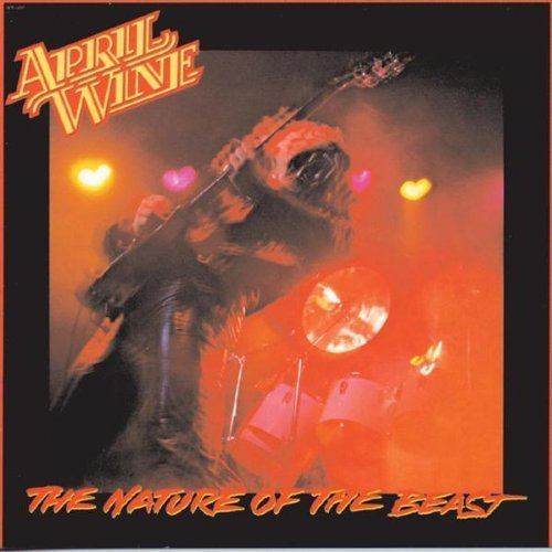 APRIL WINE - The Nature of the Beast cover