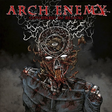 ARCH ENEMY - Covered in Blood cover