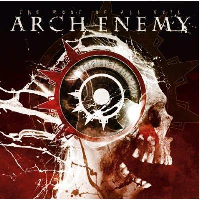 ARCH ENEMY - The Root of All Evil cover
