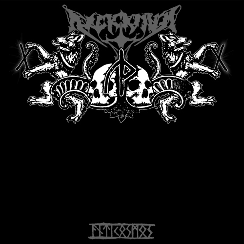 ARCKANUM - Antikosmos cover