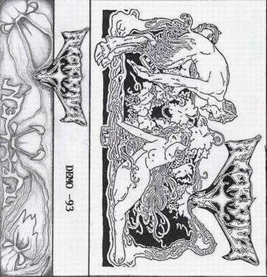 ARCKANUM - Demo 1993 cover