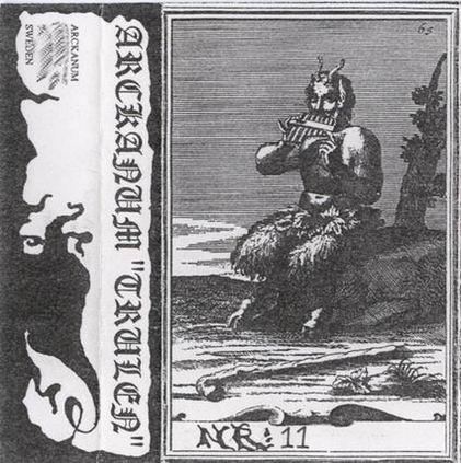 ARCKANUM - Trulen cover