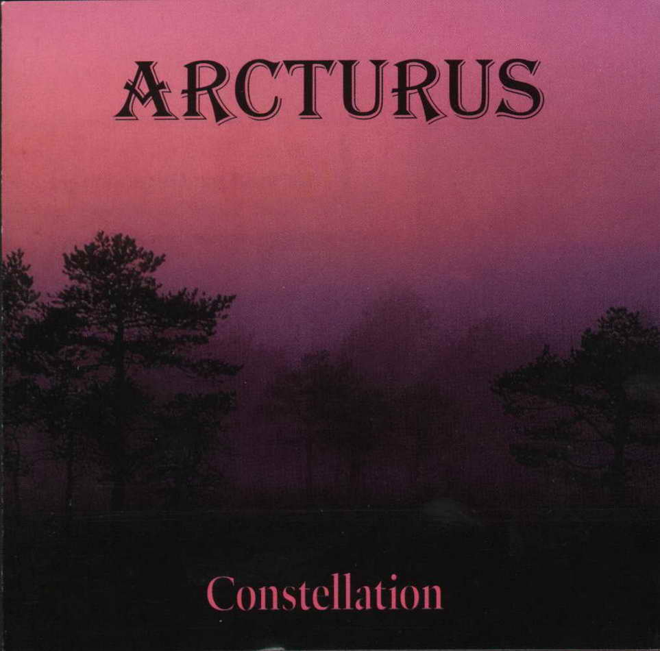 ARCTURUS - Constellation cover