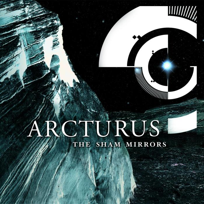 ARCTURUS - The Sham Mirrors cover