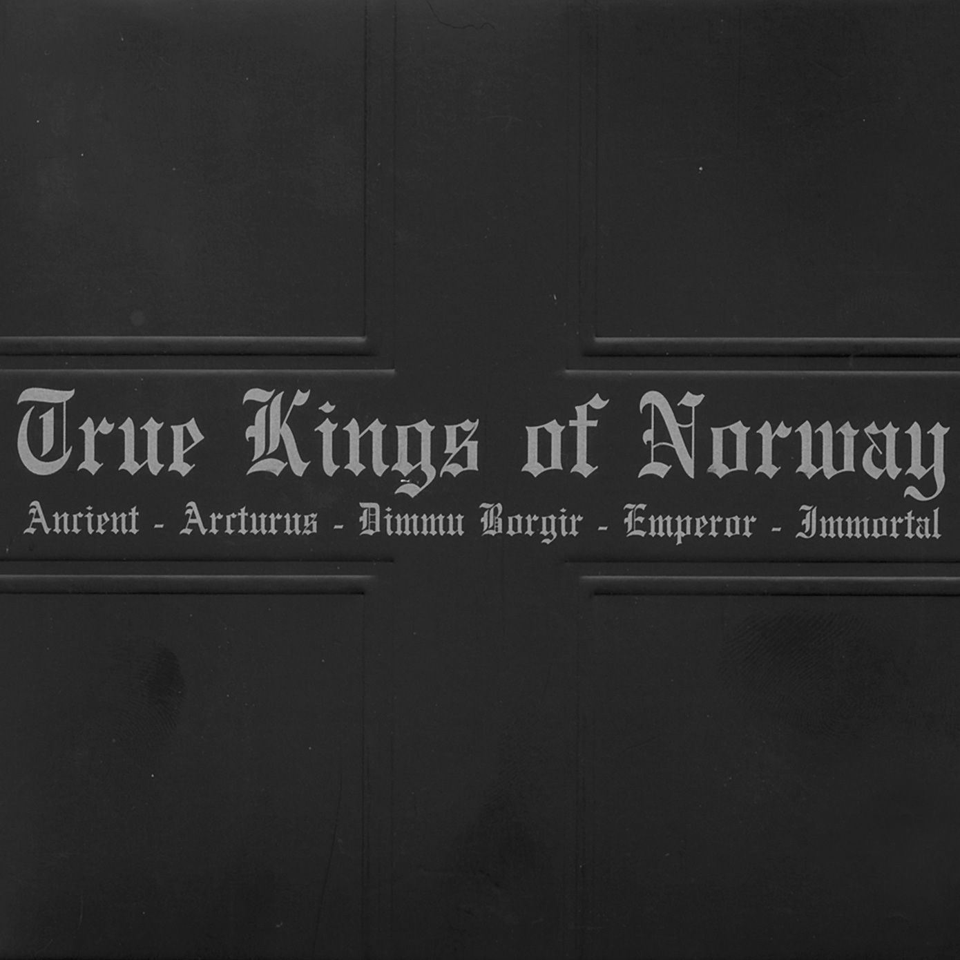 ARCTURUS - True Kings Of Norway cover