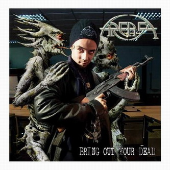 AREA 54 - Bring Out Your Dead cover