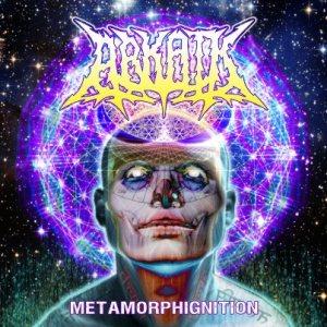 ARKAIK - Metamorphignition cover