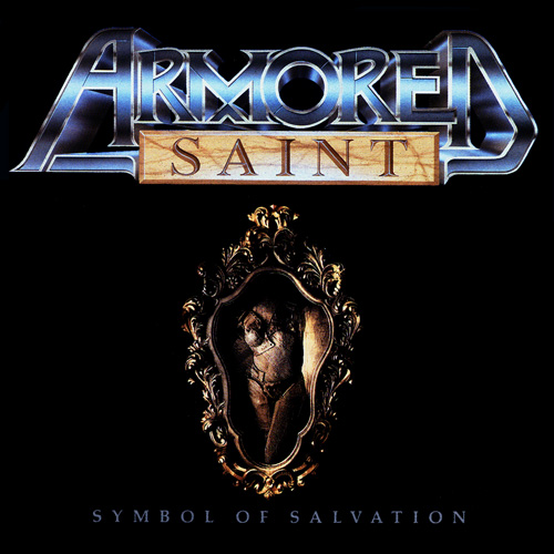 ARMORED SAINT - Symbol of Salvation cover