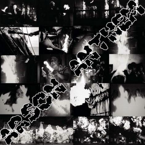 ARSON ANTHEM - Arson Anthem cover