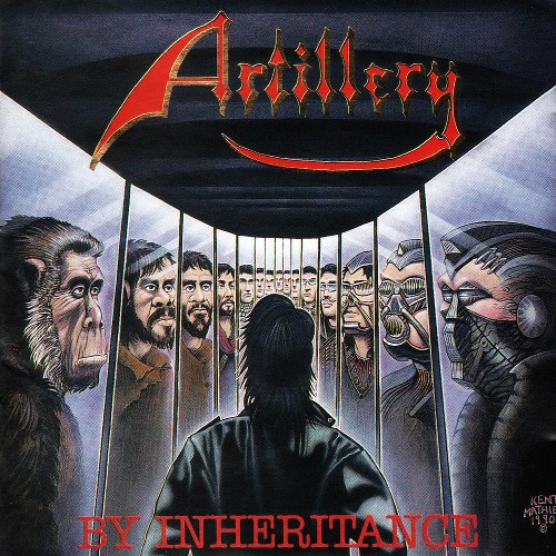 ARTILLERY - By Inheritance cover
