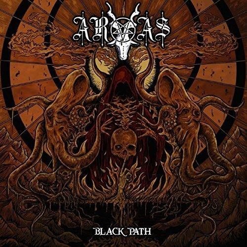 ARVAS - Black Path cover