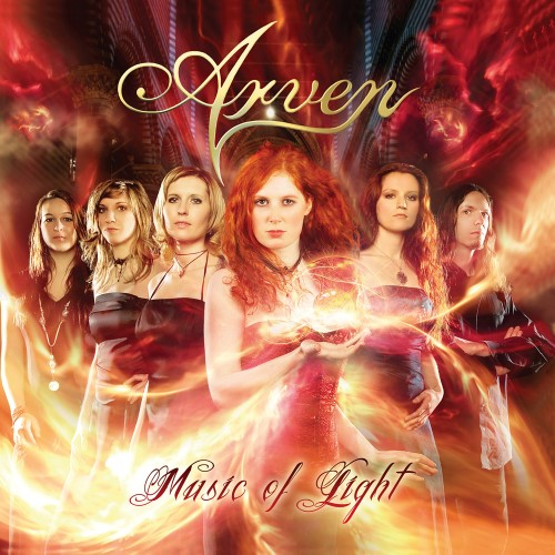ARVEN - Music of Light cover