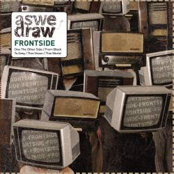AS WE DRAW - Frontside cover