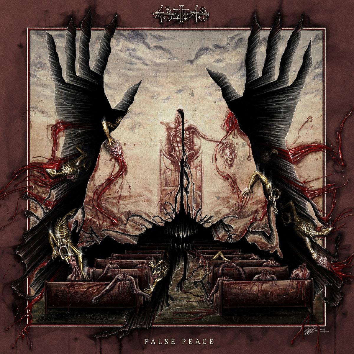 ASEITAS - False Peace cover