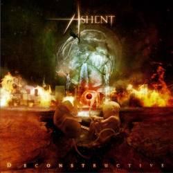 ASHENT - Deconstructive cover