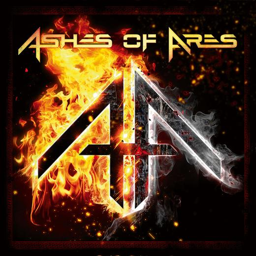 ASHES OF ARES - Ashes of Ares cover