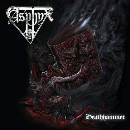 ASPHYX - Deathhammer cover